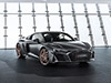 Updated 2020 Audi R8 and limited edition R8 V10 Decennium appearing at NYIAS