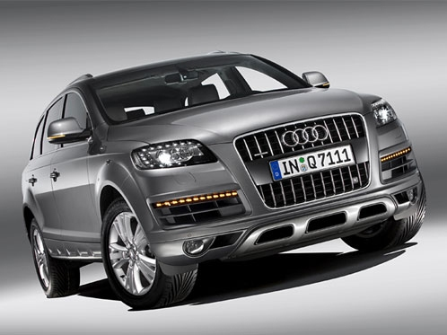 Audi covers new ground with 2010 Q7 SUV