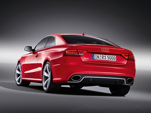 Audi to present the RS 5 in Geneva