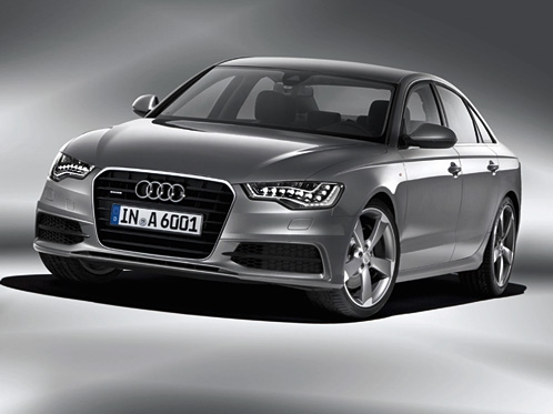 The new Audi A6 Sedan: setting the standard in innovation