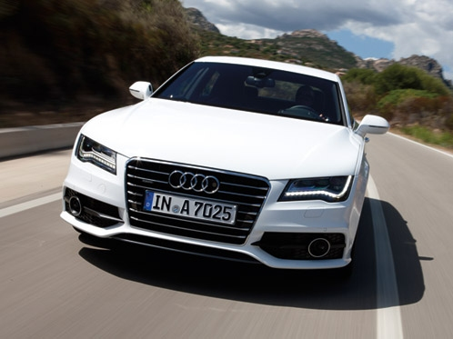 Audi sets U.S. prices for all-new 2012 Audi A7