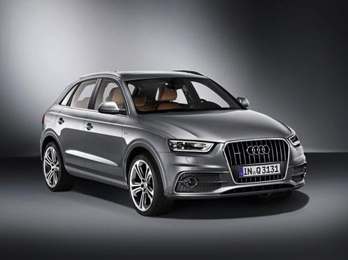 Audi Q3 starts volume production