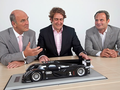 Audi and the future of motorsport