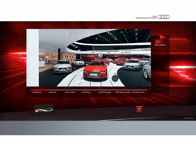 Experience Audi virtually at the IAA