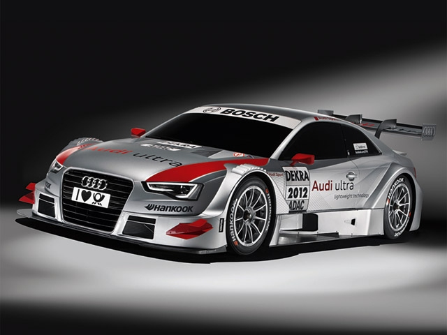 Audi presents the new A5 DTM