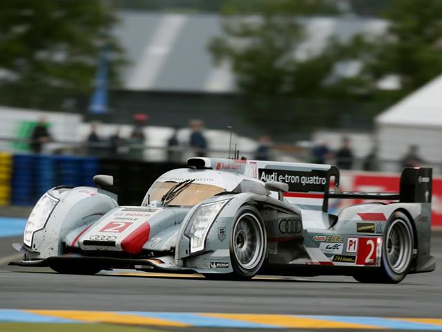 e-tron quattro wins again at Le Mans