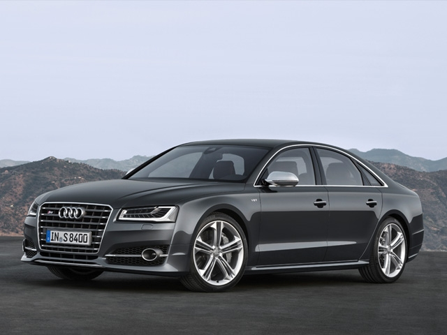 Composure redefined - the Audi A8