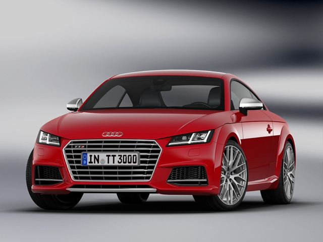 Emotion, dynamism and high-tech - The new Audi TT