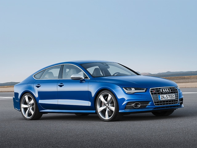 Sleek and stylish - the new Audi A7 Sportback