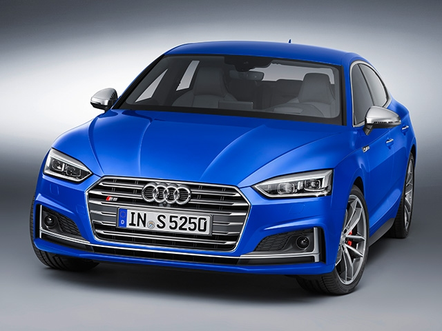 The new Audi A5 and S5 Sportback - design meets functionality