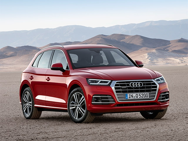 Even sportier and more multifaceted: the second generation Audi Q5 arrives