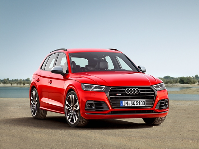 Perfect balance of performance/functionality, 2018 Audi SQ5 world debut at NAIAS