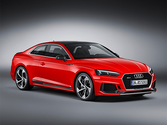 Audi at the Geneva International Motor show: sporty prospects