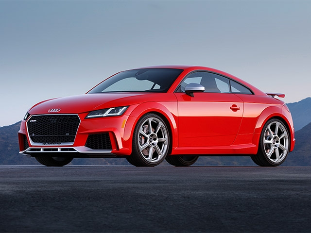 Most powerful production TT ever, 2018 Audi TT RS joins Audi Sport Model Line