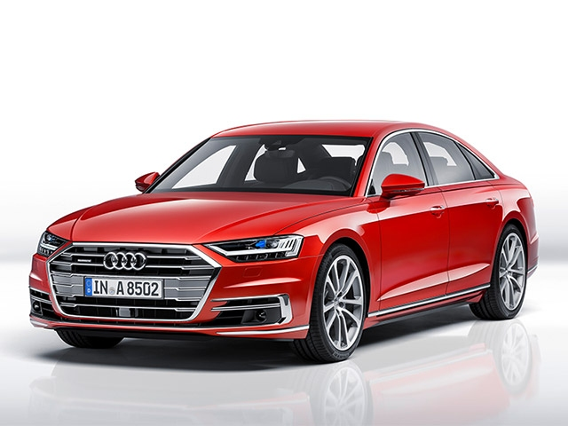 The new Audi A8: future of the luxury class