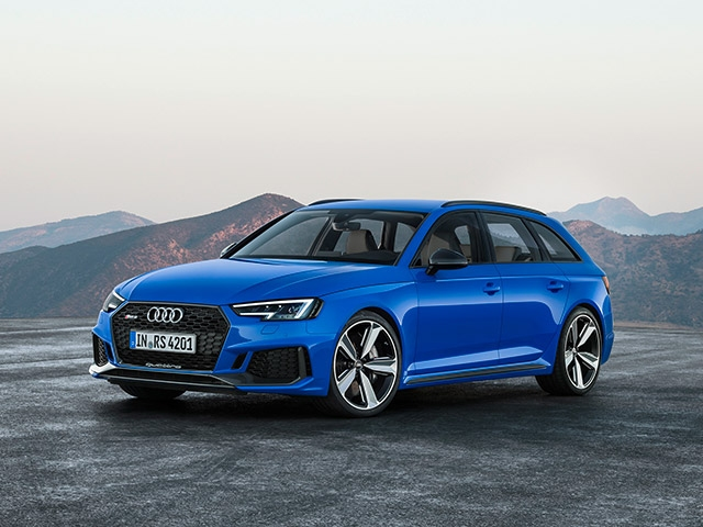 Return of the RS icon: the new Audi RS 4 Avant