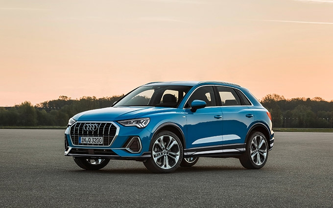 Successful model with new strengths: the second generation of the Audi Q3